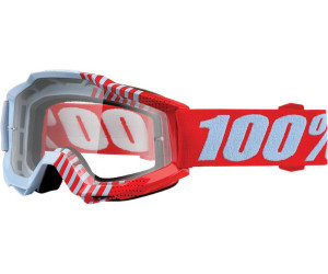 Goggle 100% Accuri Cupcoy lens clear