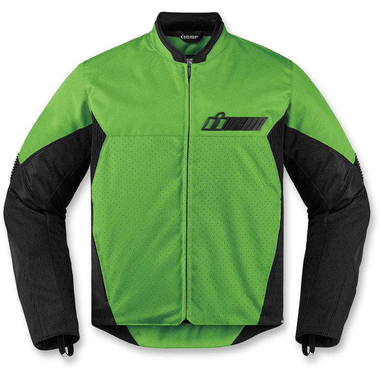 Moto Bunda Icon Konflict green