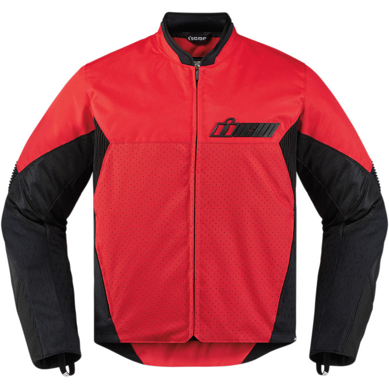 Moto Bunda Icon Konflict red