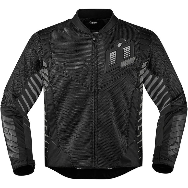 Moto Bunda Icon Wireform black