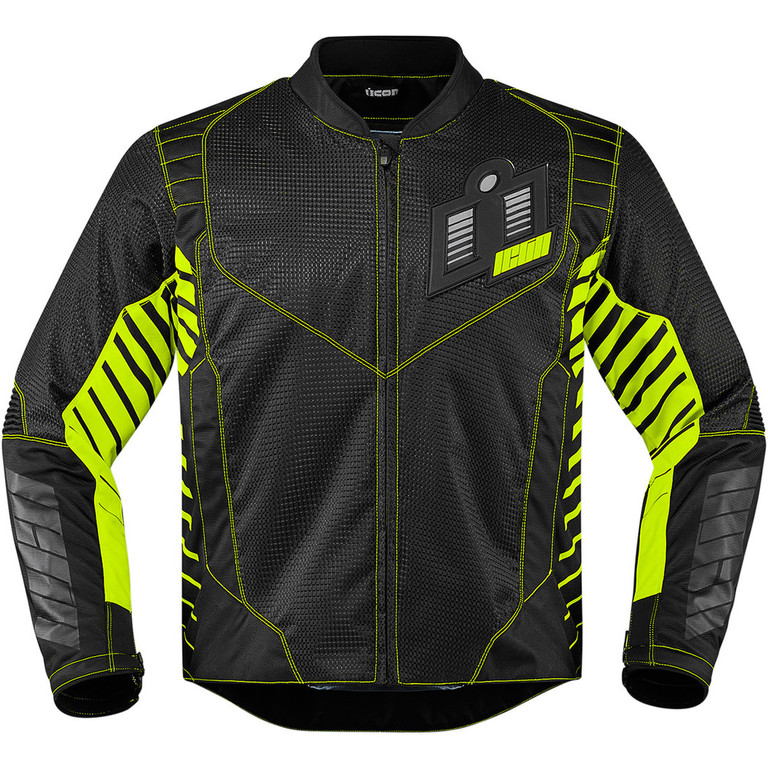 Moto Bunda Icon Wireform green