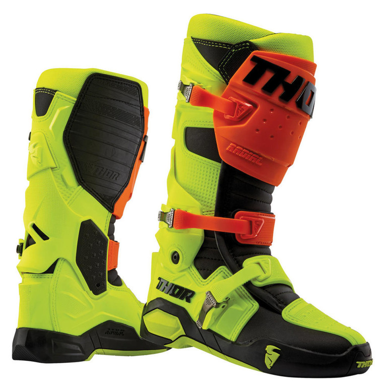 MX Boots Thor Radial fluo/yellow